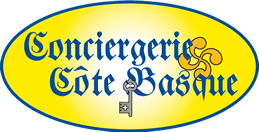 Logo Conciergerie cote basque